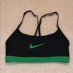 Reversible Nike sports bra